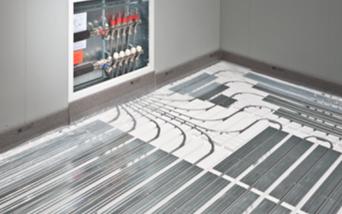 Raumklimawunder Fußbodenheizung | Richter+Frenzel