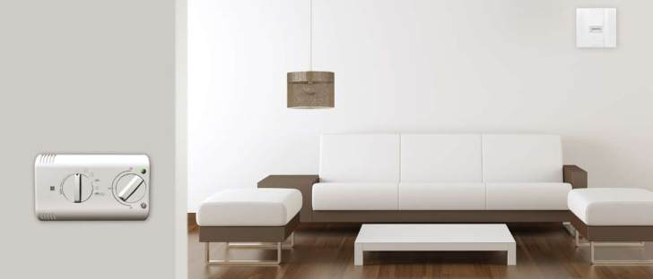 Favorit Kontrollierte Wohnraumlüftung | Richter+Frenzel EK32
