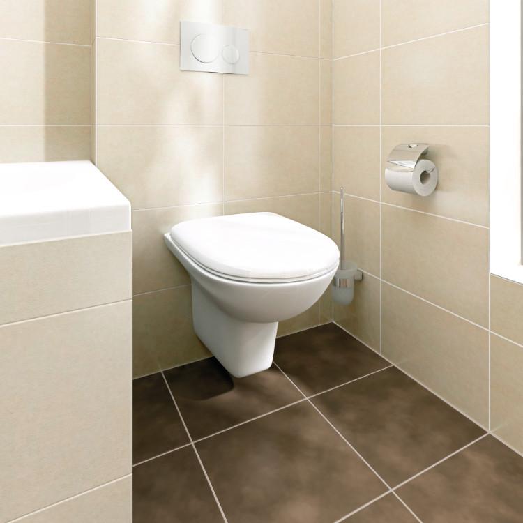 Das Badezimmer Aufhübschen Mit Kleinem Budget: OPTISET − Das Kompakte Bad Zum Wohlfühlen
