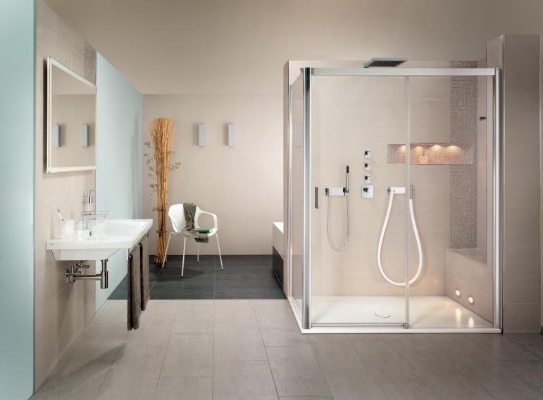 eleganz ein bad in vornehmer erscheinung richter frenzel. Black Bedroom Furniture Sets. Home Design Ideas